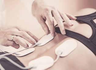 Interferential Current Therapy Glasgow Image